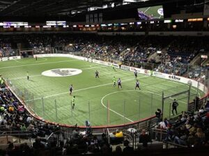 Indoor Soccer Played In The US