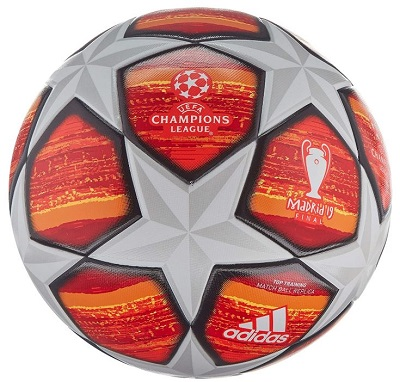 Official Soccer Ball Size - Adidas Top Training Soccer Ball