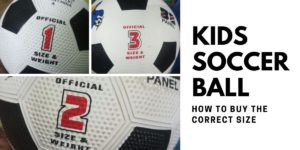 Kids Soccer Ball - Buy The Correct Size