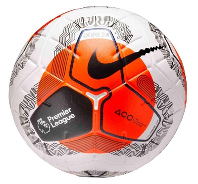 Official Soccer Ball Size - Nike Premier League Merlin Official Match Soccer Ball