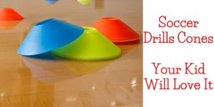 Soccer Drills Cones (Your Kid Will Love It)