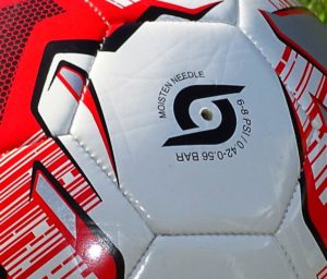 PSI Guide On A Soccer Ball