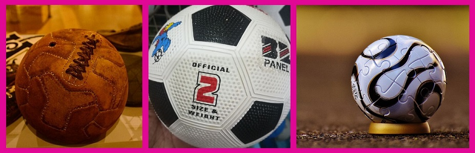 Official Soccer Ball Size Banner