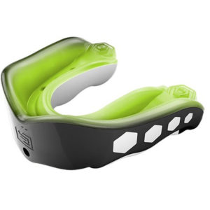 Lemon lime flavored mouth guard