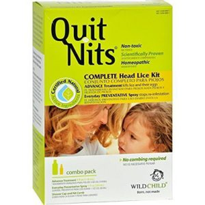 Lice Treatment Combo Pack