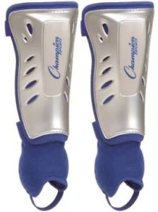 Olympia Sports Soft Shin Guards - Youth Size