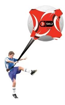 Olympia Sports Star-Kick Soccer Solo Trainer Player