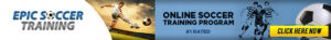 what is epic soccer training