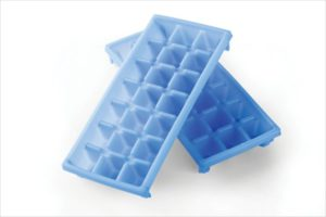 Camco Mini Ice Cube Trays - 2 Per Pack