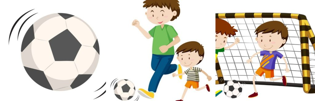 Soccer drills for 4 year olds banner