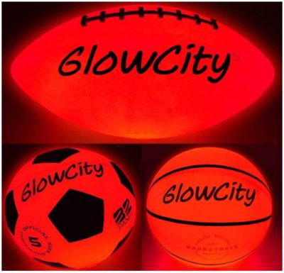 Best Soccer Gifts For Kids - Glow-in-The-Dark Light Up LED Balls