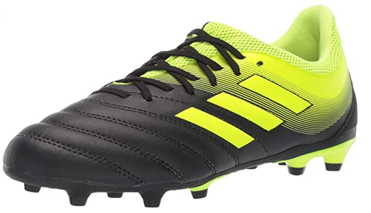 Best Soccer Cleats For Kids-Adidas Kids' Copa 19.3 Firm Ground Soccer Shoe