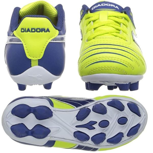 Best Soccer Cleats For Kids - Diadora Cattura Cleats Collage