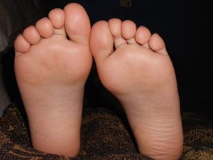 Facts About Your Kid's Growing Feet