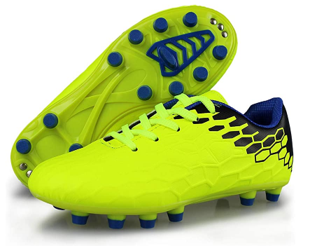 Best Soccer Cleats For Kids-Hawkwell Kids Athletic Soccer Shoes