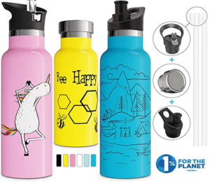 Stainless Steel Insulated Water Bottles - Involve and evolve