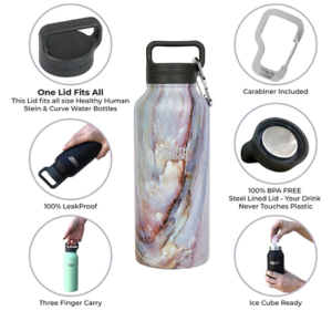 Best Stainless Steel Insulated Water Bottles - healthy human
