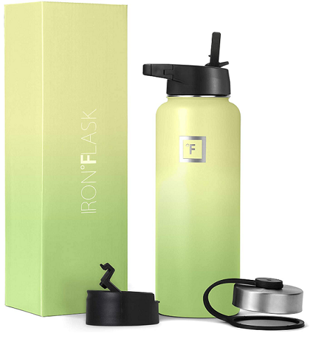 Best Stainless Steel Insulated Water Bottles - Iron Flask