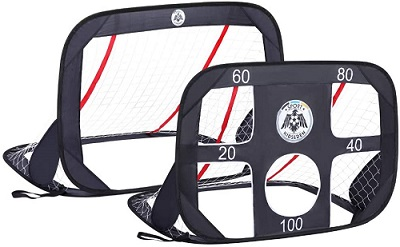 training equipment for soccer - kidseden 4ft square goal