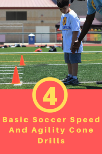 Basic Soccer Speed And Agility Cone Drills