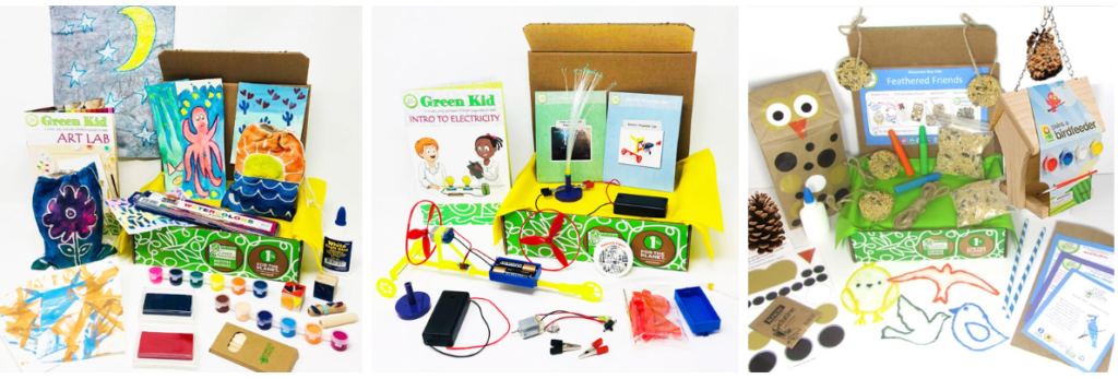 Green Kid Crafts Review - Green Kid Crafts Content Sample