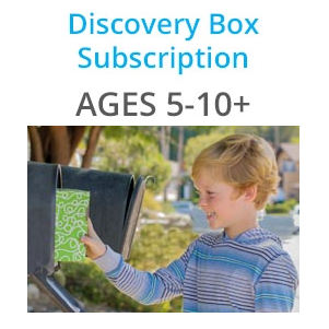 Green Kid Crafts Review - Discovery Box Subscription Box
