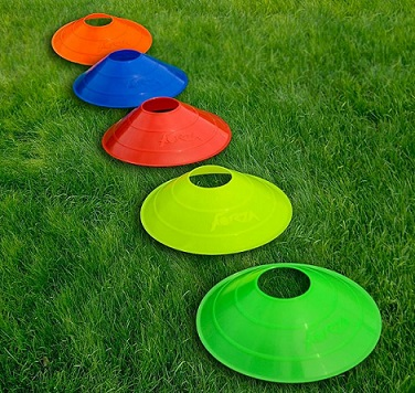 Soccer Activities For kids - agility cones