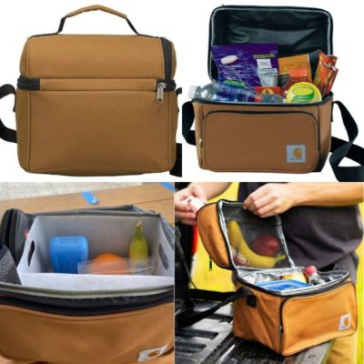 Best Soft Sided Coolers - Carhartt Deluxe Cooler Bag Photos