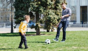 What Is The Soccer Midfielder Position - Ball passing
