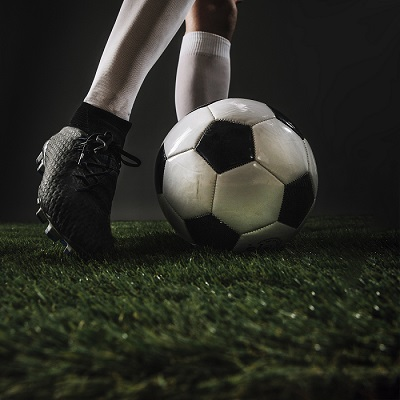 Soccer Wall Passing Drills - Kick With The Right Lace
