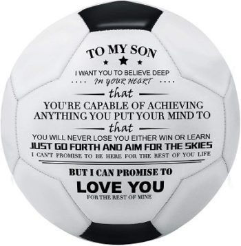 Best soccer ball for kids - Kenon Printed Soccer Ball
