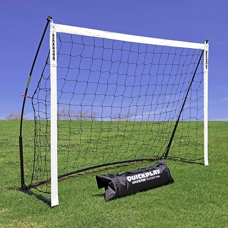 soccer practice equipment - QUICKPLAY Kickster Academy Soccer Goal