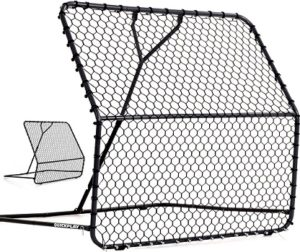 QuickPlay PRO Rebounder Adjustable Angle Multi-Sport Trainer
