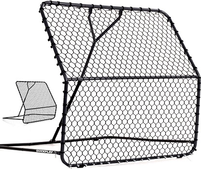 Best Soccer Rebounders - QuickPlay PRO Rebounder Adjustable Angle Multi-Sport Trainer