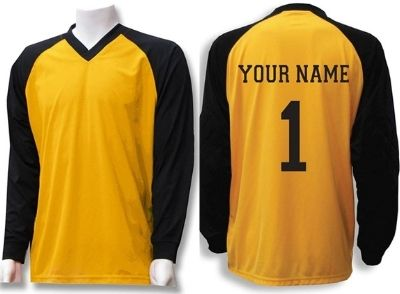 Code Four Athletics GK Jersey