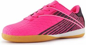 Hawkwell Kids Athletic Indoor Comfortable Soccer Shoes
