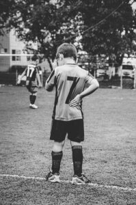 Boy refused chance to play