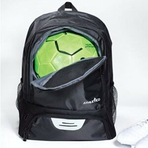 Athletico youth soccer bag